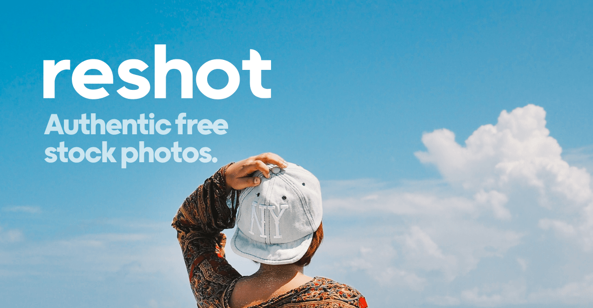 Reshot - Authentic free stock photos